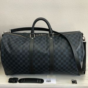 Brand new Louis Vuitton keepall 55 bandouliere